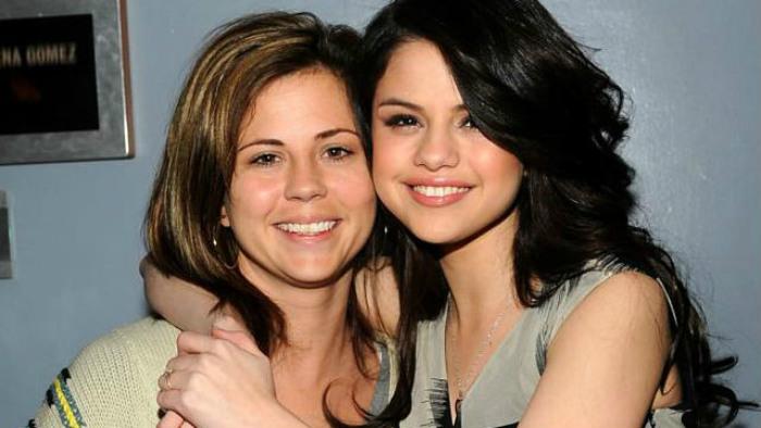 Selena gomez y su mama