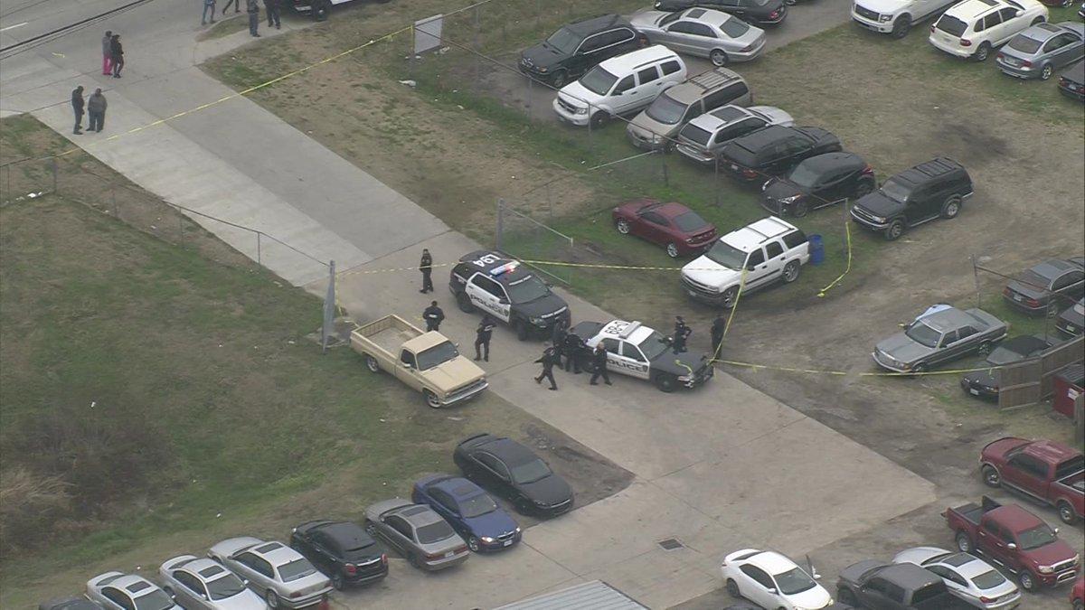 Nuevo tiroteo, ahora en Houston: Mata a dos y luego se suicida
