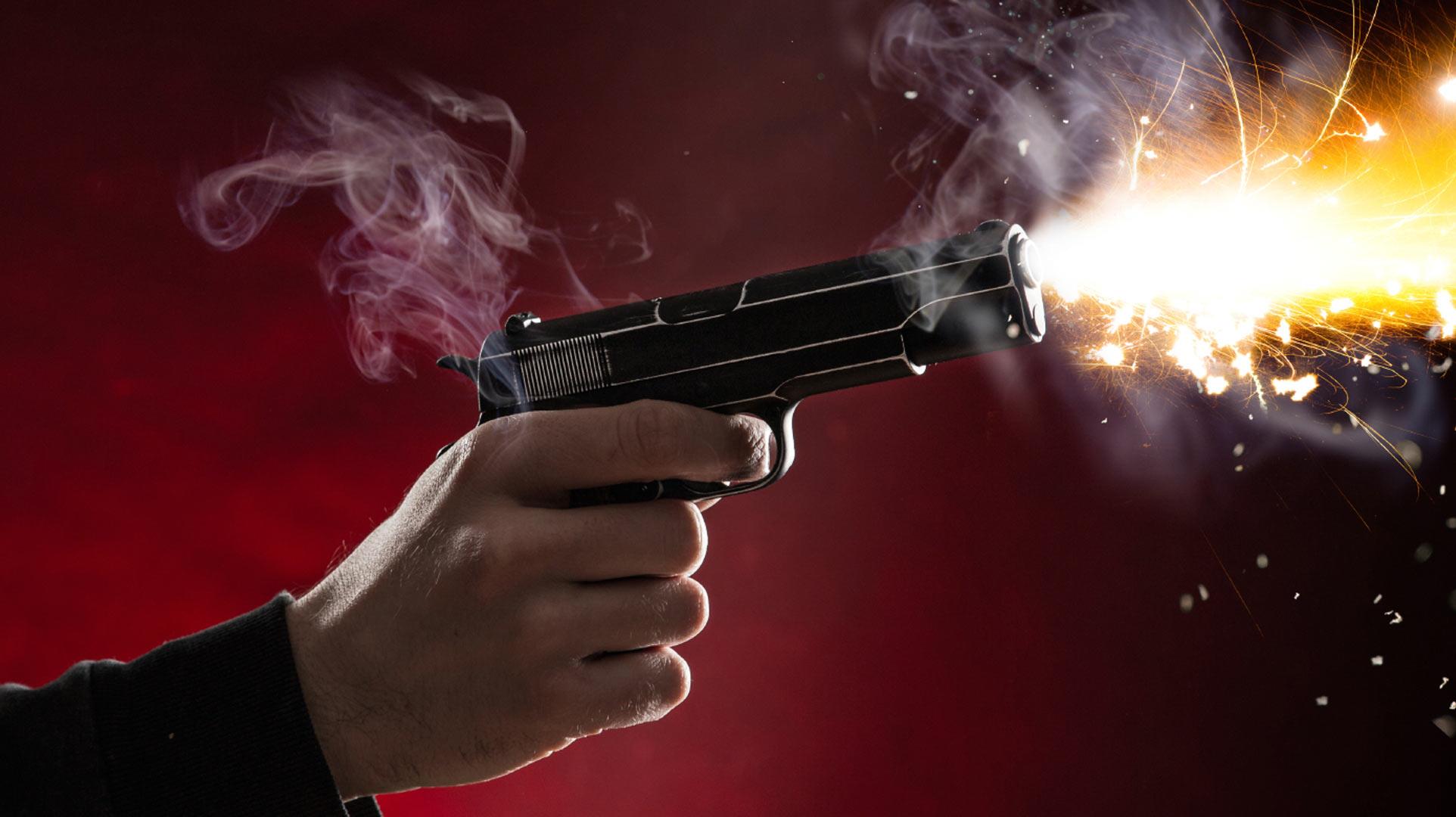 Disparos al aire