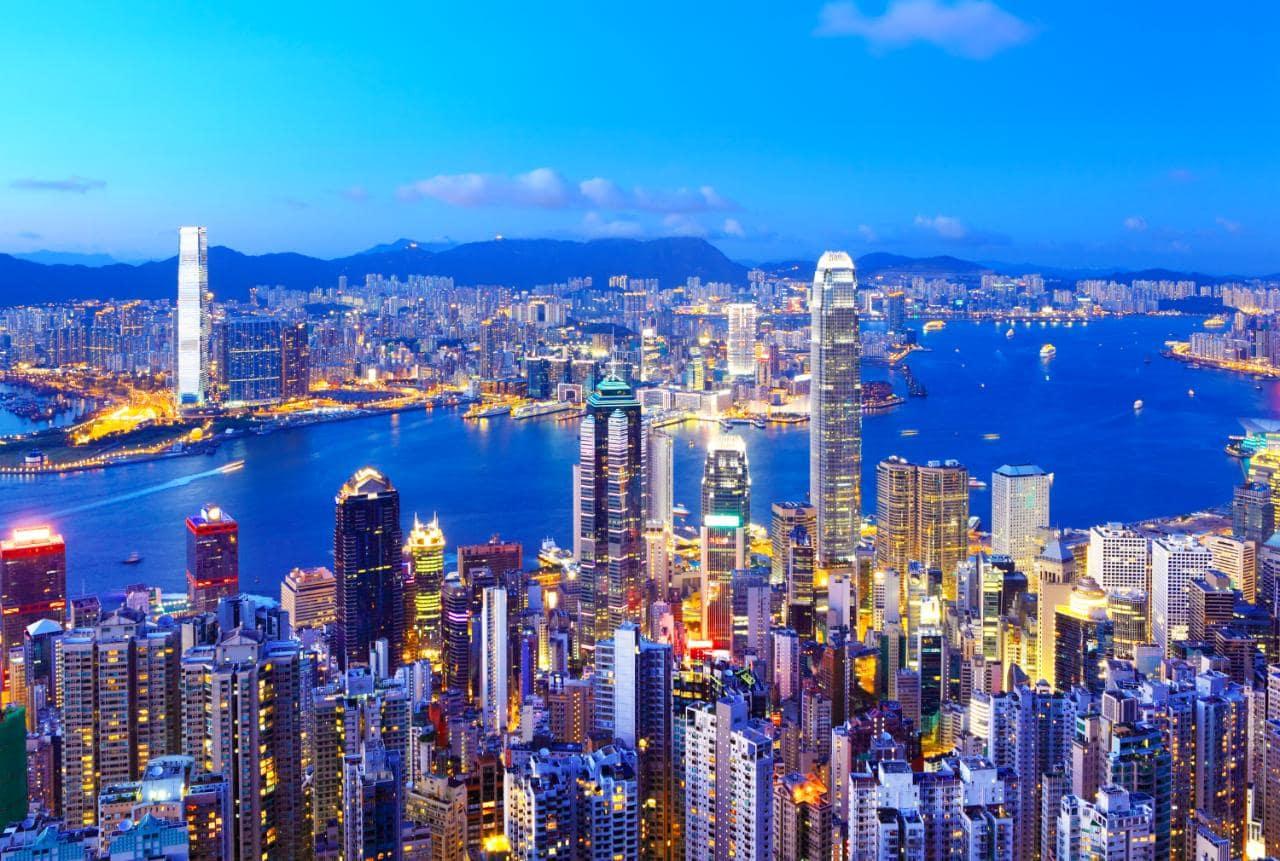 Hongkong harbour xlarge