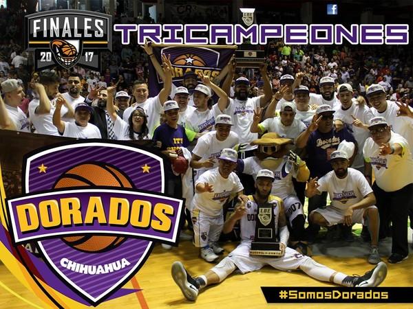 Dorados champs