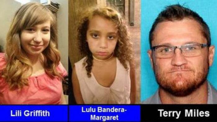 Ninas desaparecidas texas
