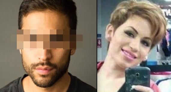 Dictan prisión preventiva oficiosa a presunto asesino de Karen