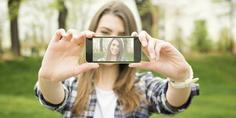 Relacionada selfie