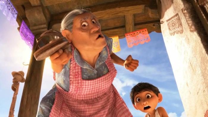 Abuelita coco