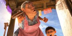 Relacionada abuelita coco