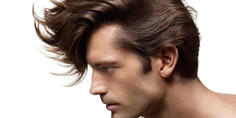 Relacionada cabello