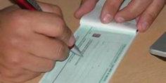 Relacionada cheque