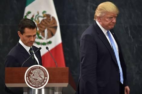 Amenaza muro de Trump otra vez a Laredo