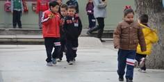 Relacionada ninos escuela frio chihuahua