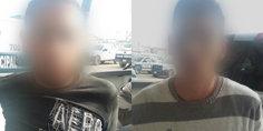 Relacionada agentes municipales arrestaron a dos presuntos narcomenudistas en el fraccionamiento villa residencial
