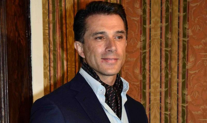 Sergio Mayer, virtual candidato de Morena a diputado