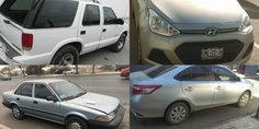 Relacionada agentes municipales recuperaron tres vehi culos con reporte de robo