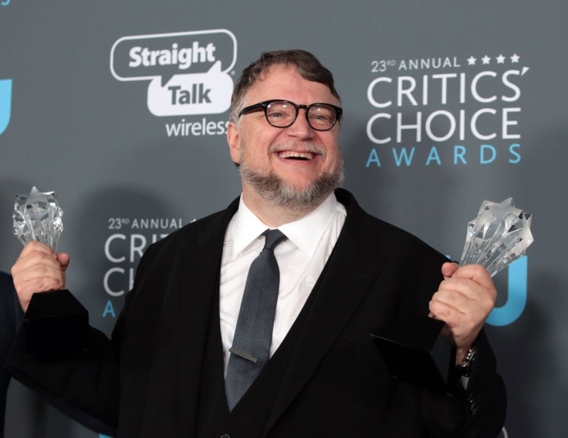 Guillermo Del Toro gana Mejor Director en los Critics' Choice