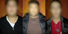 Relacionada agentes municipales arresta a tres presuntos narcomenudistas integrantes de  la li nea