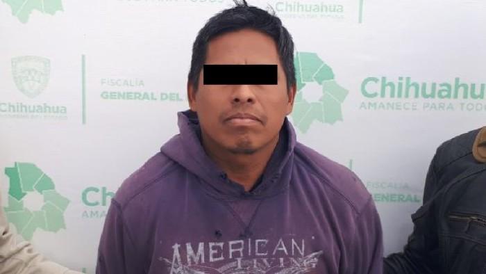 Chacorta detenido ciudad juarez