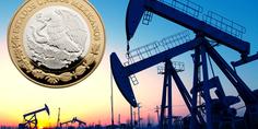 Relacionada precio del petroleo peso
