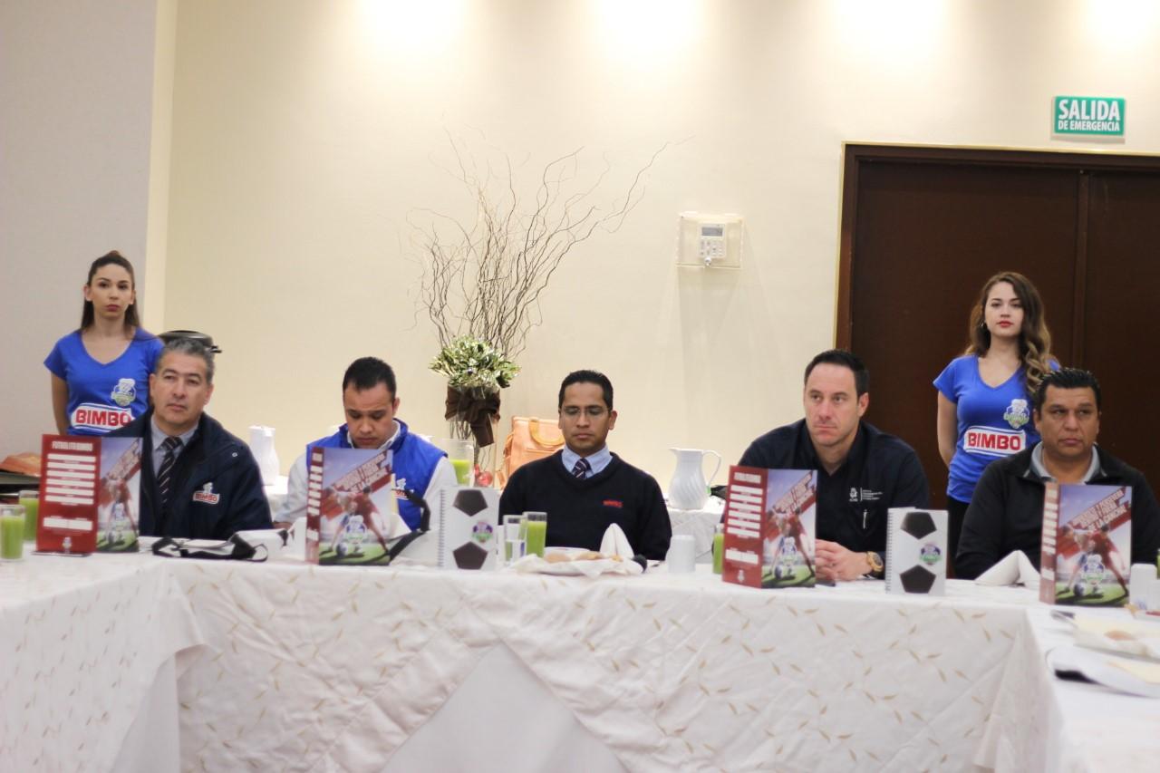 Lanzan convocatoria para el Torneo Futbolito BIMBO 2018