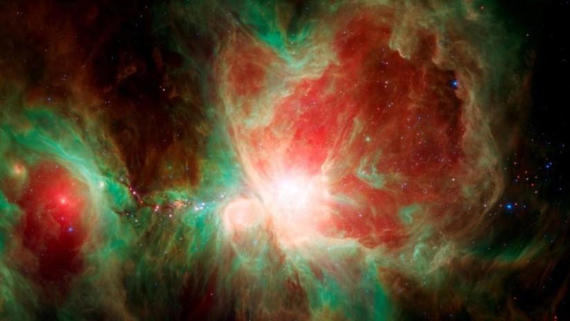 Sorprendente video 3D muestra vuelo a través de una nebulosa — NASA