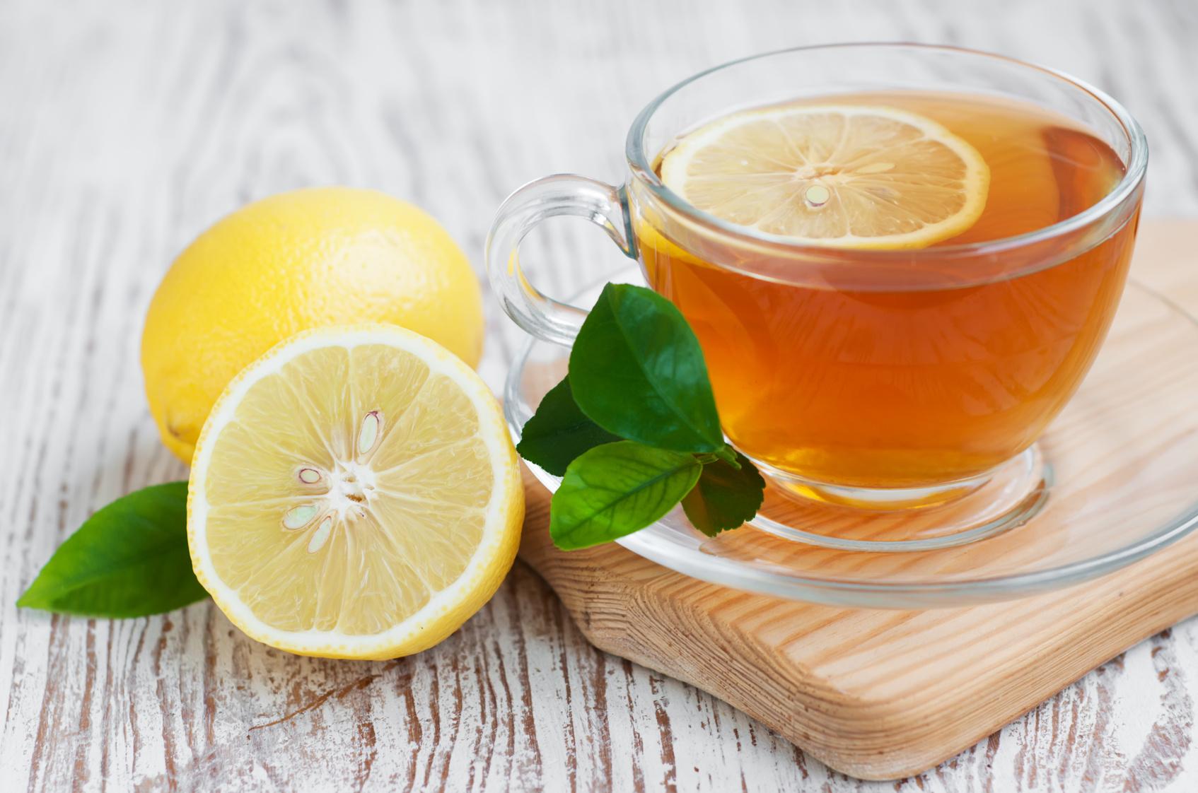 Lemon meetings blog lemon tea