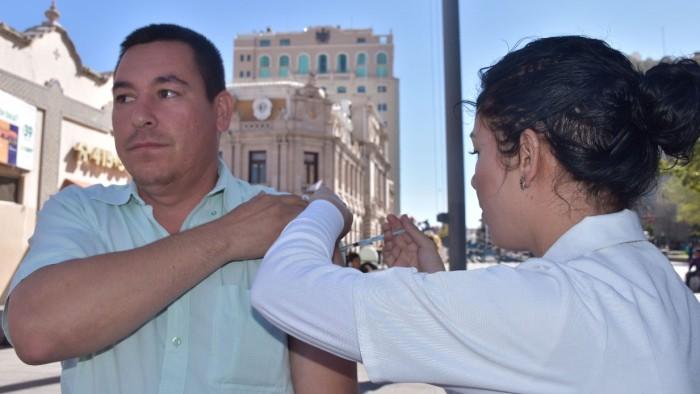 Nueve fallecidos por casos de influenza desde noviembre