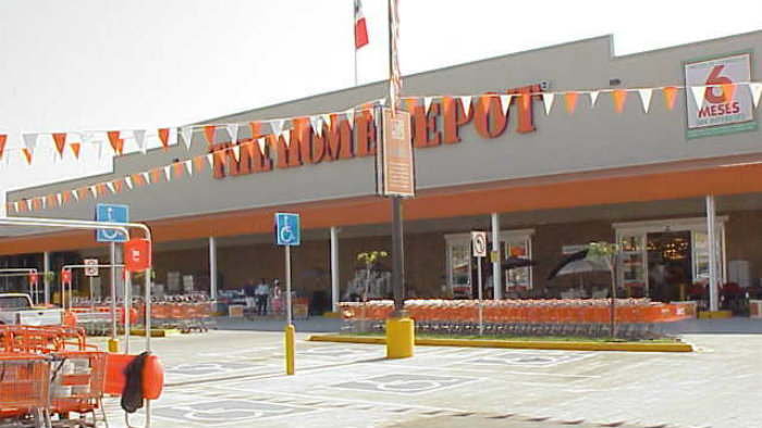 Home depot invertir mil 700 millones de pesos en m xico for Home depot sucursales