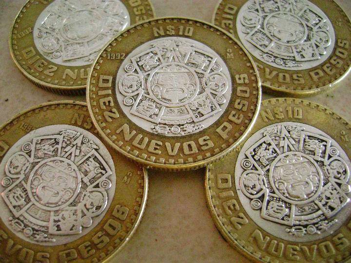 Tu moneda de 10 pesos, podría valer hasta cien veces más