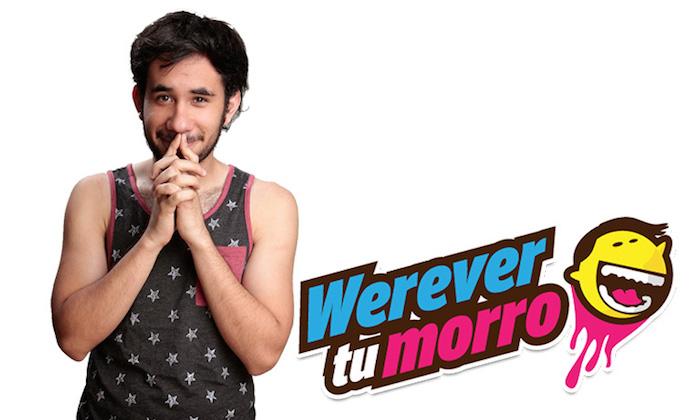 Werevertumorro, ¿nuevo conductor del programa Hoy?