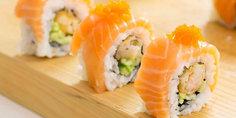 Relacionada sushi salmon