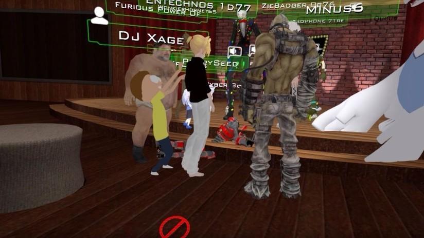 Joven sufre ataque epiléptico en juego de realidad virtual