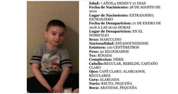 Pasan más de 70 horas de la desaparición del niño James