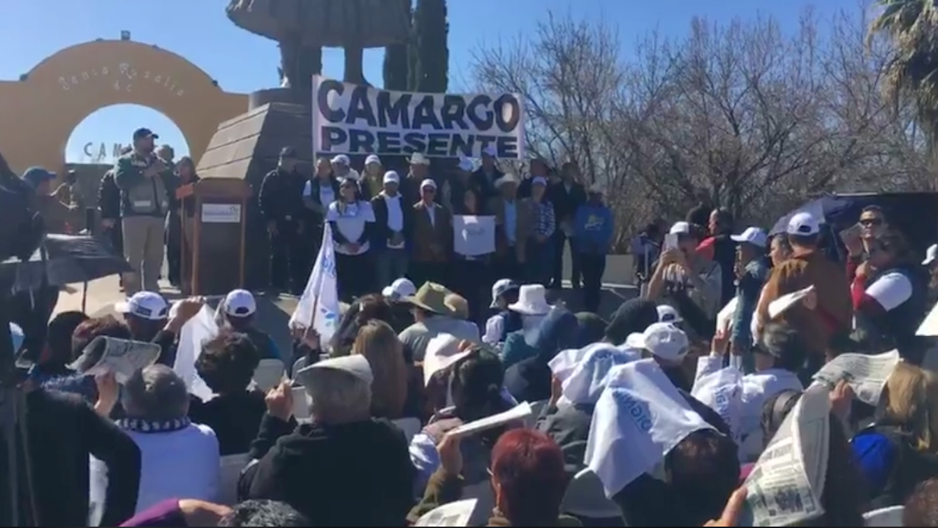 Caravana camargo