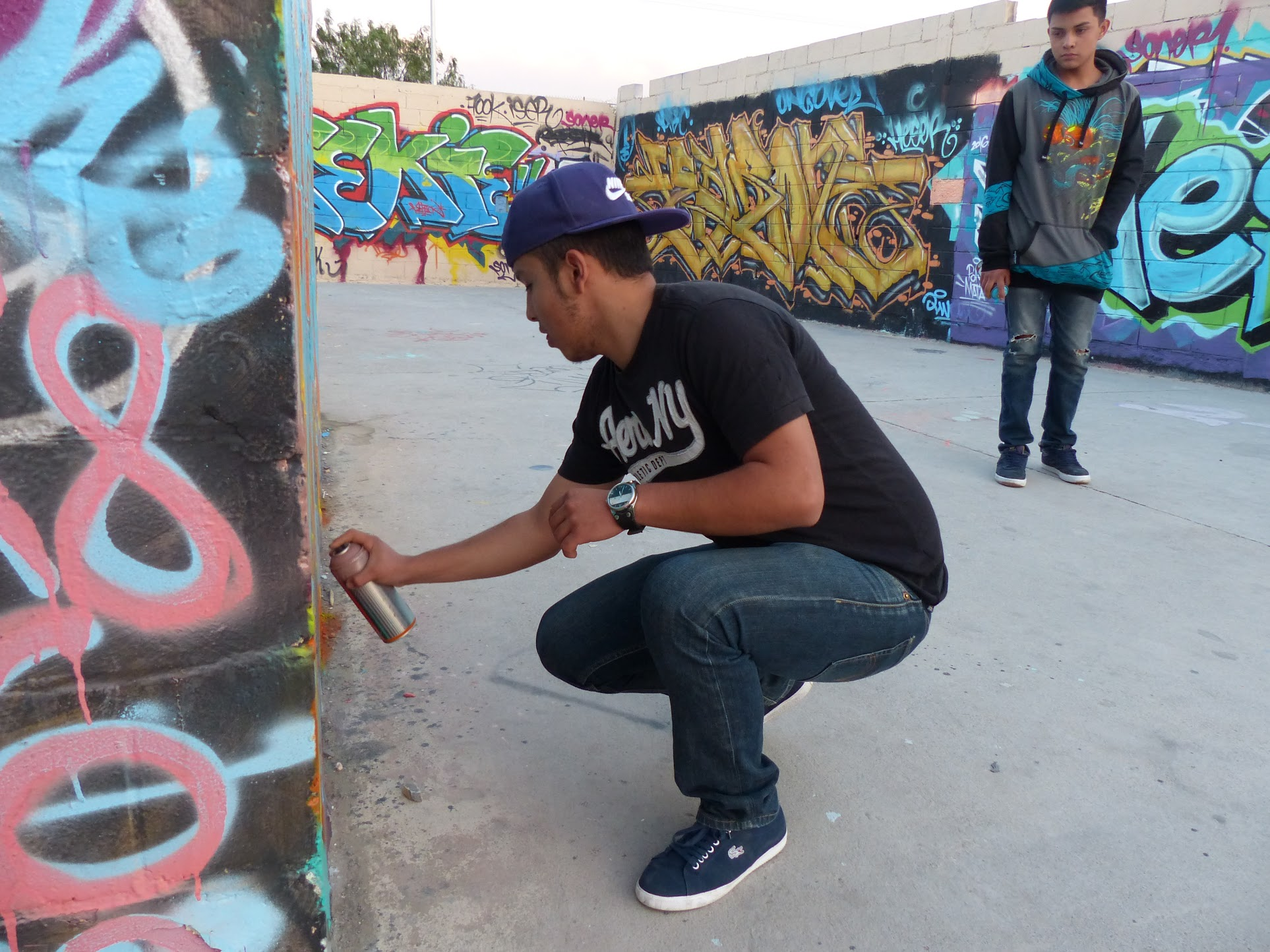 Tribus urbanas saltillo discriminacion bike moto cross graffiti skateboarding milima20160406 0095 1