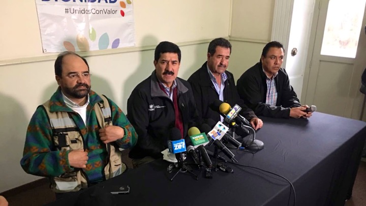 Denuncia Duarte a Corral en la Fepade por desvío de recursos