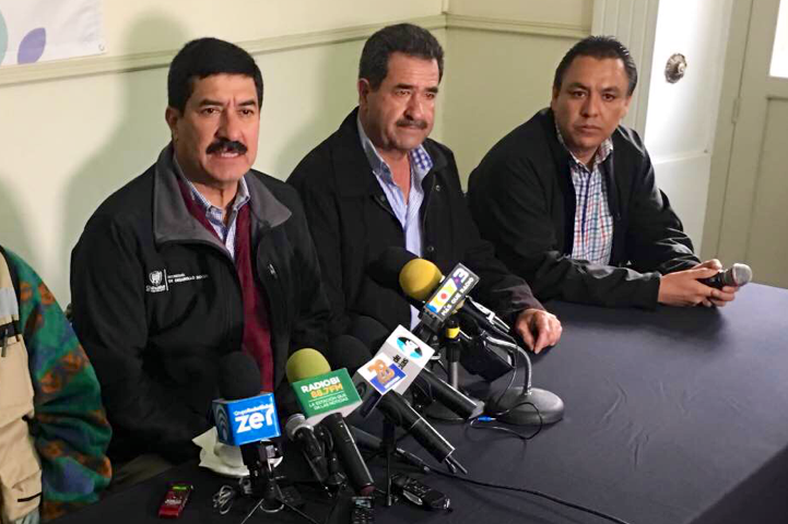 Gobierno Federal llega a acuerdos con el gobernador Javier Corral