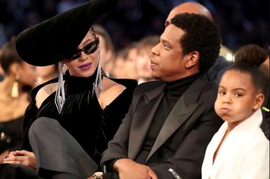 Así controla Blue Ivy a sus famosos padres, Beyoncé y Jay-Z