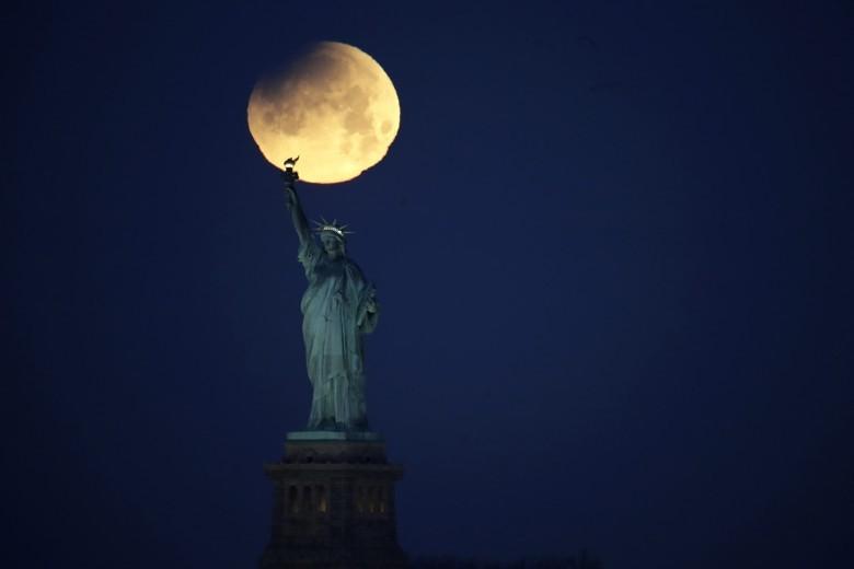 Eclipse super luna 4
