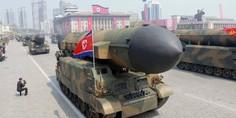 Relacionada misiles pyonyang