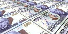 Relacionada peso dolar