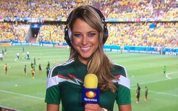 Vanessa Huppenkothen habla de Televisa