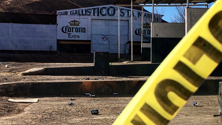 Matan a 6 en palenque clandestino de Chihuahua