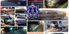 Relacionada durante el fin de semana agentes municipales recuperaron 12 vehi culos con reporte e indicios de robo