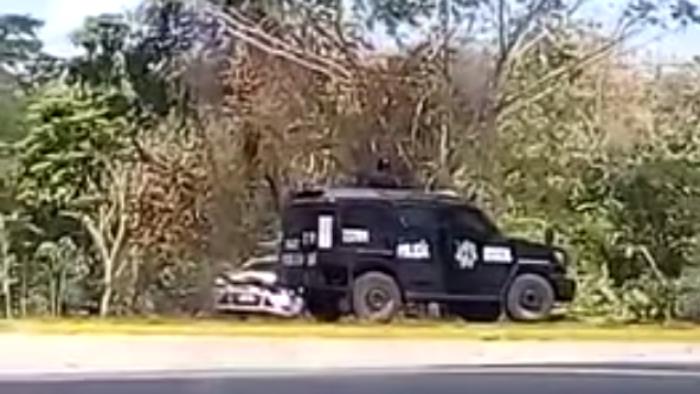 Mueren dos en enfrentamiento en Tabasco