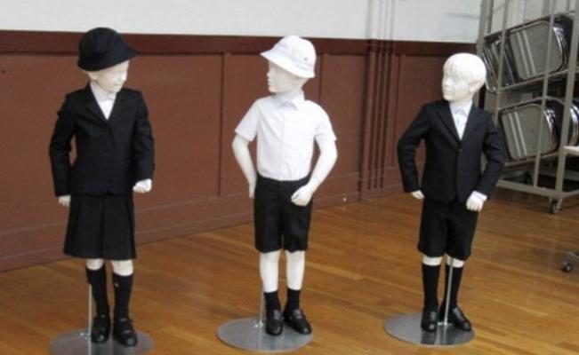 Escuela quiere a sus alumnos con uniformes Armani
