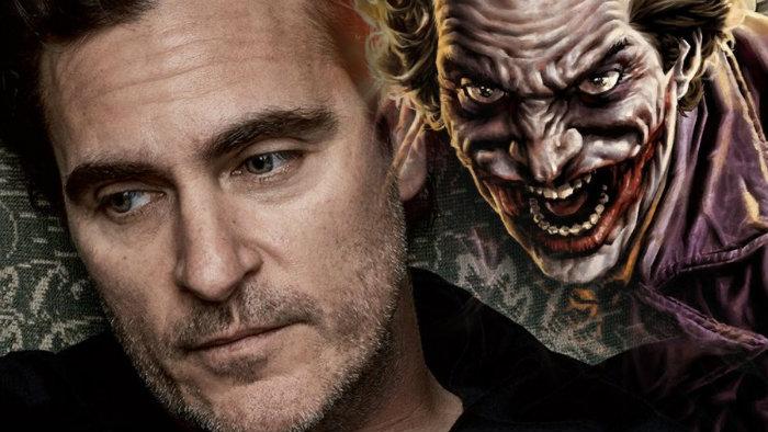 Joaquin Phoenix podría ser el Joker que estábamos esperando
