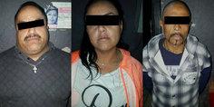 Relacionada arrestaron a tres presuntos narcomenudistas integrantes del grupo delictivo  la li nea  6