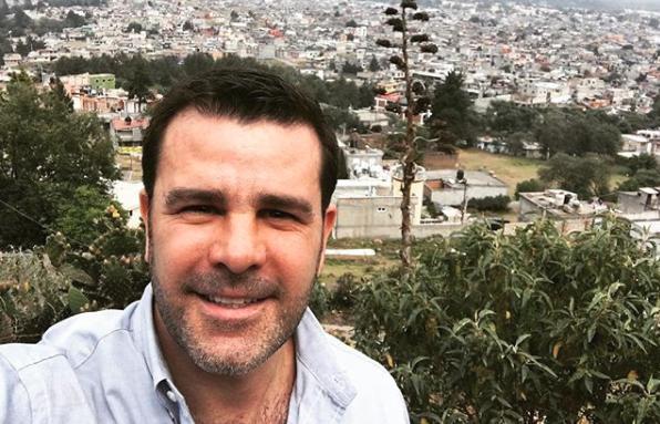Eduardo Capetillo, de Timbiriche a la política en México — Instagram