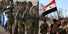 Relacionada ejercitos siria israel