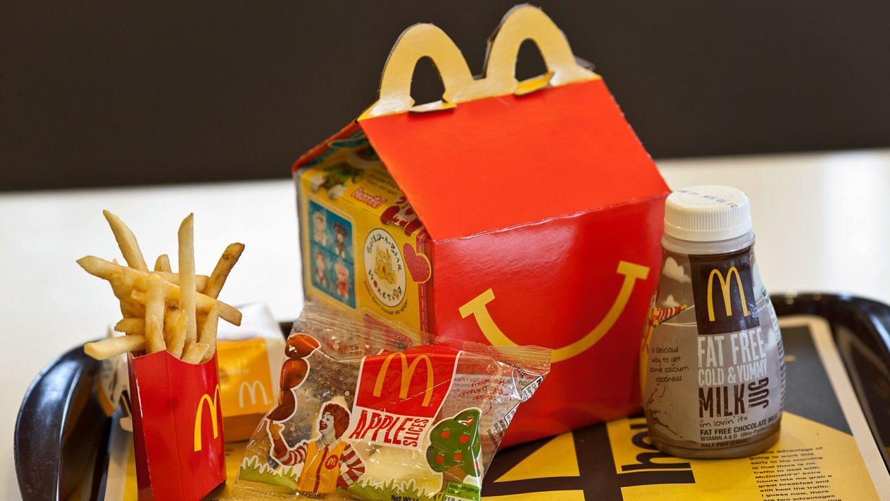 McDonald's retira productos de