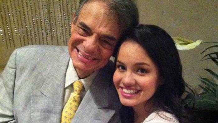 Hija de José José informa sobre el estado de salud del cantante